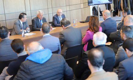 Majarabique como una de las oportunidades logísticas para Andalucía